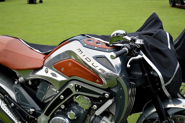 Photo d'une moto Midual Type 1