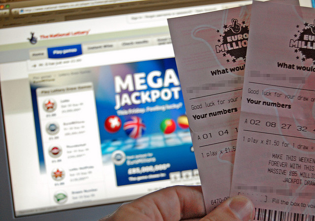 ticket gagnant euromillions