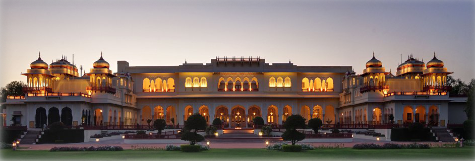 Le Rambagh Palace