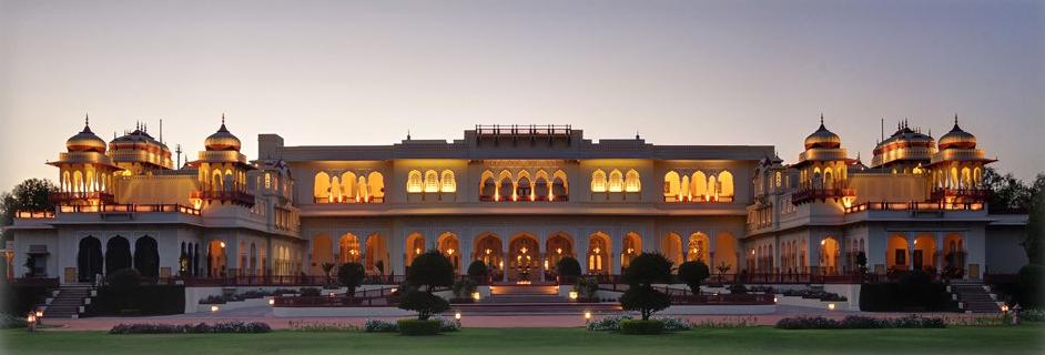 Le Rambagh Palace