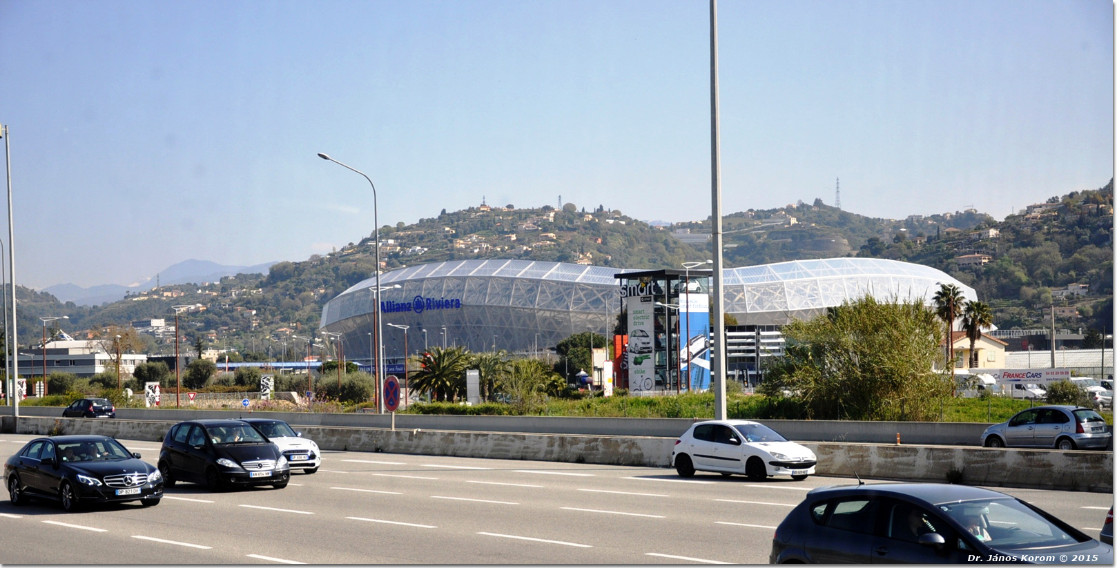 stade french riviera nice