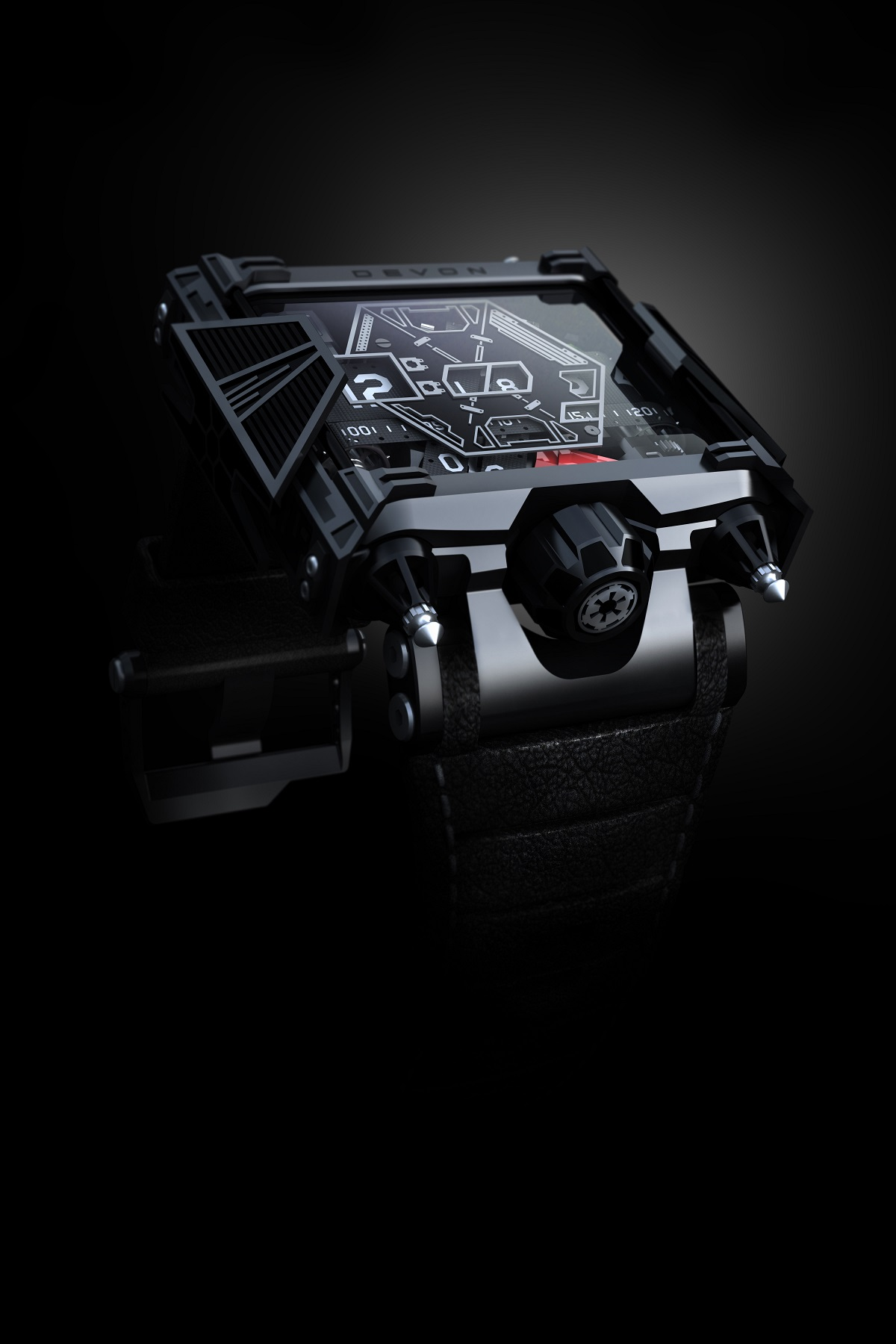 montre devon star wars