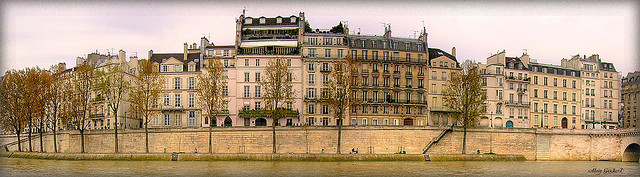 Quai d'Orléans, Paris
