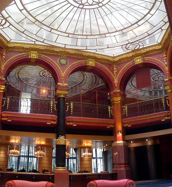 Hall de l'Hotel Banke