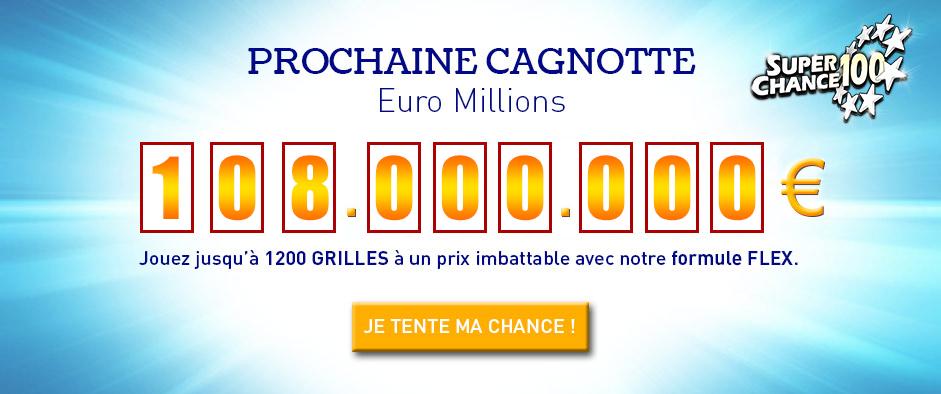 Cagnotte euromillions 19 juillet 2019
