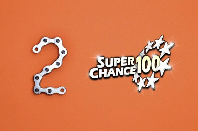 Chiffre 2 pour parler des deux gagnants de l'Euro Millions en octobre.