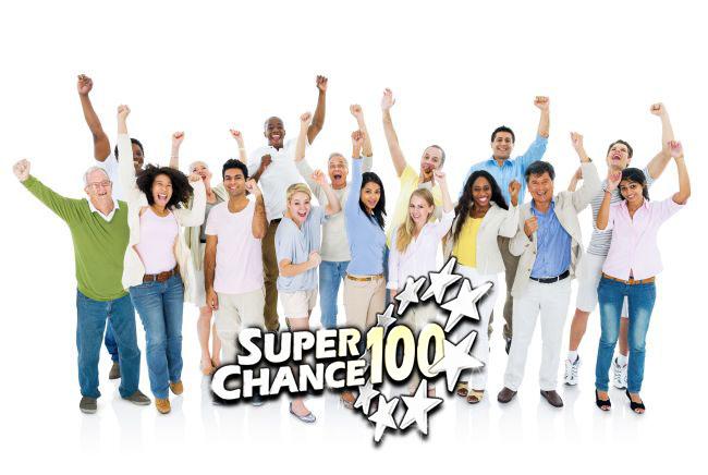 Groupe de personnes membre de la communauté SuperChance100.