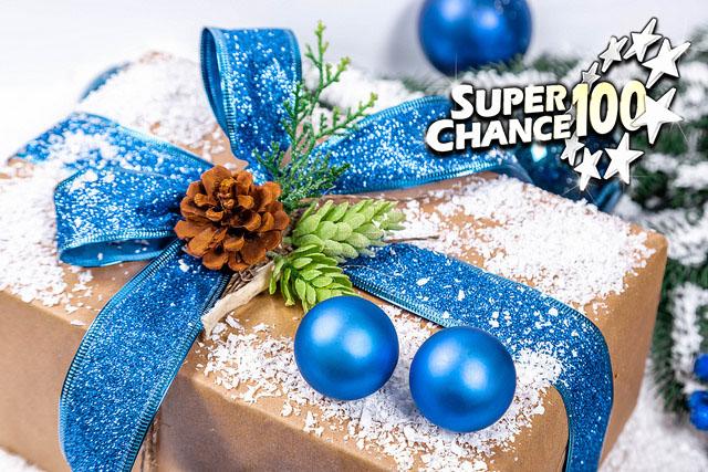Les cadeaux de Noël de SuperChance100 !