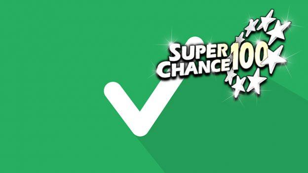 Les avis sur SuperChance100 sont positifs.