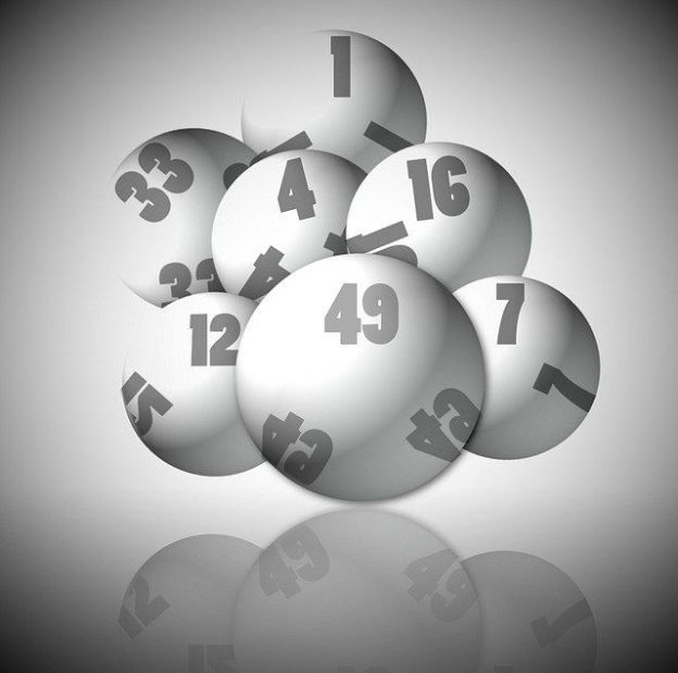 Ce sont des boules de loterie.