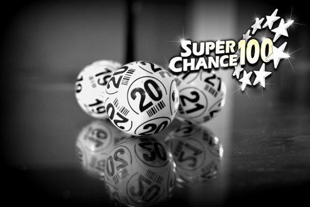 Tirage EuroMillions du vendredi avec SuperChance100.