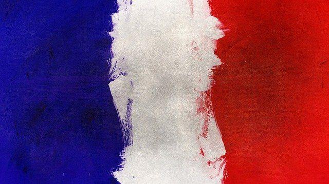 Drapeau français qui représente les gagnants français de l'Euro Millions.