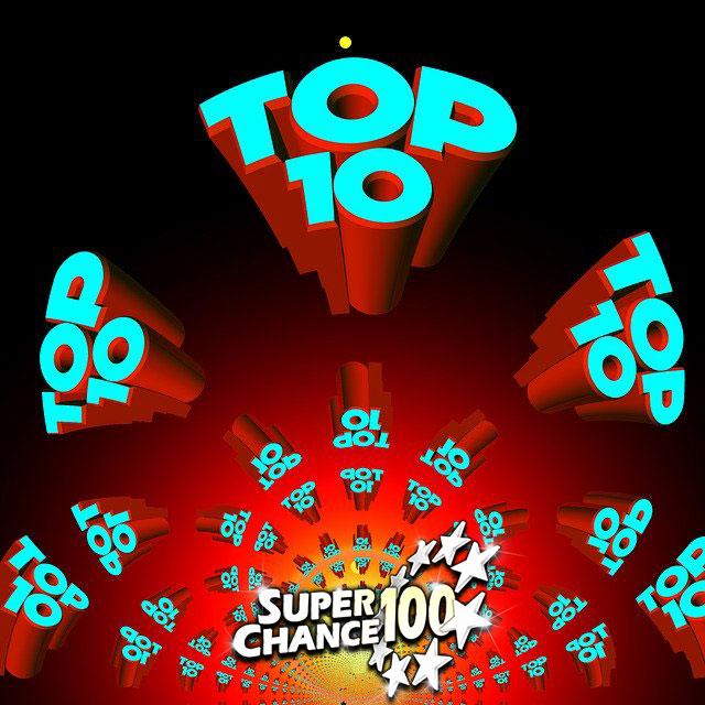 Illustration du top 10 des gains EuroMillions.